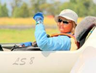 Lisa Trotter's record flight - Dec 2013